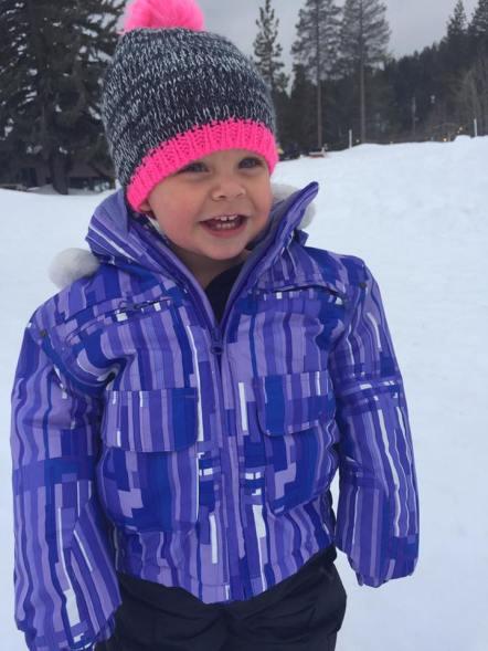 Aria in snow