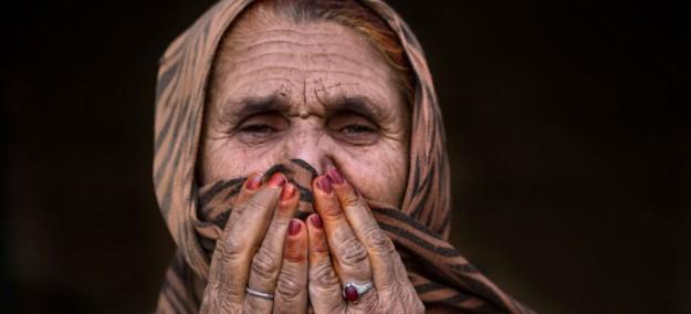 Afghan War Widows