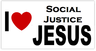 i love social justice jesus