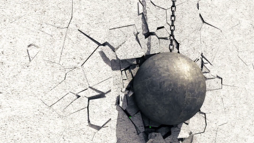 videoblocks-metallic-wrecking-ball-shattering-the-concrete-wall-green-screen-3d-animation_h6j9hux1b_thumbnail-full02