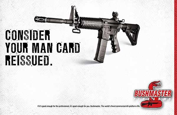 AR-15 ad